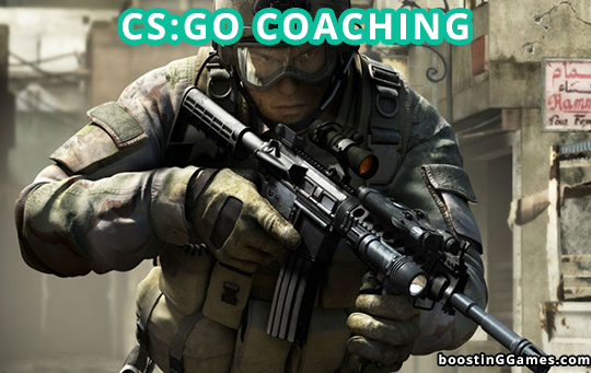 BoostinGGames csgo coaching services. csgo boost me and cs:go boosting services