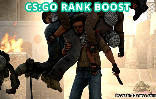 BoostinGGames csgo boost and csgo boosting services. Csgo boost rankd and csgo level boost