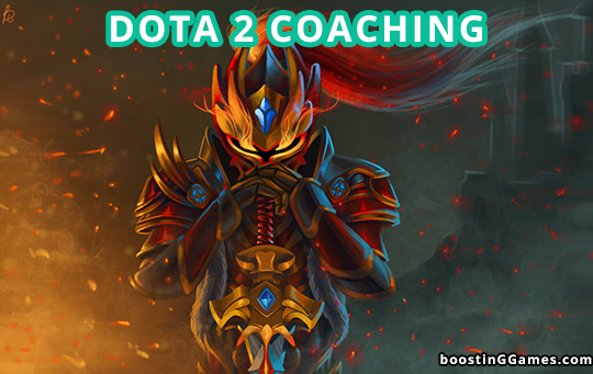 BoostinGGames dota 2 coaching services. Boost store Dota 2 and cheap dota 2 coaching services